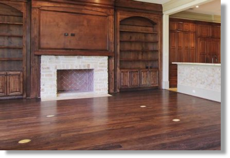 Electrical Floor Outlet Installation | Nisat Electric | Allen, TX